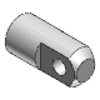 3D CAD MODELS- TAIYO - Rod end eye (T-end)