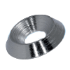 3D CAD MODELS- Bossard Catalog - BN 1276, BN 1277, BN 1278 Finishing washers for 90° countersunk head screws