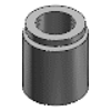 3D CAD MODELS- SMC Corporation - KQ2 Metric-size/Applicable Tubing:MetricSize Connection Thread:M,R,Rc