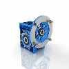 3D CAD MODELS- NMRV - Worm geared motor fitted for motor coupling version PAM with sleeve