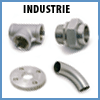 3D CAD MODELS- BENE INOX - Stainless steel valves, pipes and fittings - 01 - Industry