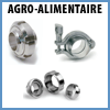 3D CAD MODELS- BENE INOX - Stainless steel valves, pipes and fittings - 02 - Food and beverage, pharmaceutics and cosmetics