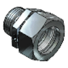 3D CAD MODELS- Parker - GE-R EO - Male Stud connector