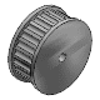 3D CAD MODELS- Essentra Components - MSK-75 Pulley Timing L Pitch H Pitch - Timing Pulleys - MSK-108