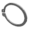 3D CAD MODELS- Wuerth - DIN 471 - DS5 - Retaining rings for shafts