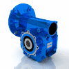 3D CAD MODELS- Motovario - SW - Worm geared motor fitted for motor coupling version PAM with sleeve