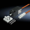 3D CAD MODELS- Rittal - Door position switch - With mounting accessories