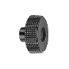 3D CAD MODELS- Ganter - GN 534 - Knurled knobs with thread (M)