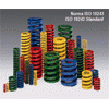 3D CAD MODELS- Bordignon - ISO 10243 springs