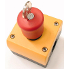 3D CAD MODELS - Eaton's Moeller® series - Emergency-Stop key-release mushroom button - 216523