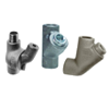 3D CAD MODELS- Eaton Crouse-Hinds - EYS and EZS Series Explosionproof - Conduit Sealing Fittings