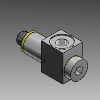 3D CAD MODELS- FIBRO - 2480.00.24.10-12 - Single adapter - 2480.00.24.18
