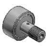 3D CAD MODELS- THK CO.,LTD. - Cam Follower with a Hexagon Socket Model CF-B