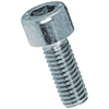 3D CAD MODELS- Bossard Catalog - BN 3 - Hex socket head cap screws fully threaded (DIN 912, ISO 4762), 8.8, zinc plated blue
