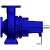 3D CAD MODELS - KSB - Etanorm 2a - Standardized pumps - Etanorm 150-125-250 2a